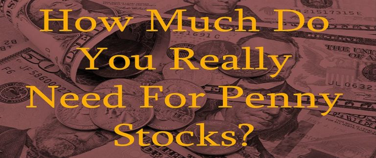 How Much Money To Start Trading Penny Stocks Feature Image 1 - LearnedGold.Com